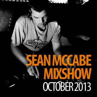 Sean McCabe Mixshow - Oct 2013 banner