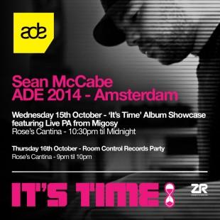 Sean McCabe at ADE