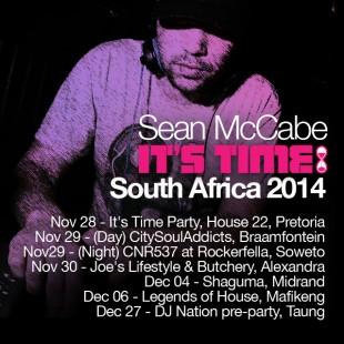 Its Time South Africa 2014