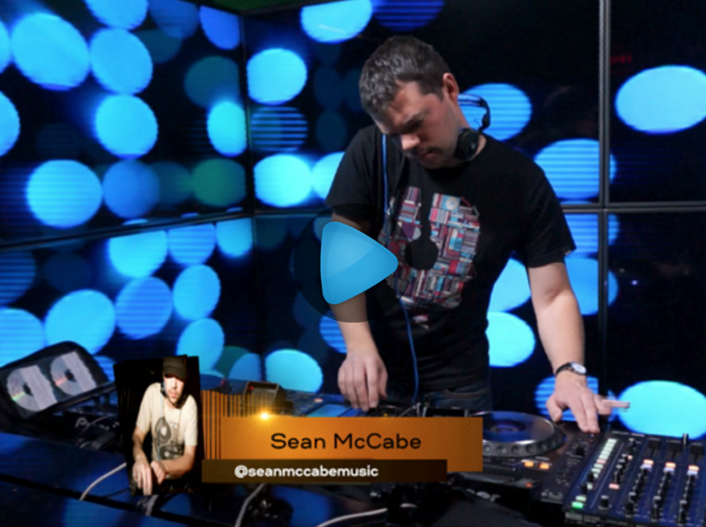 Sean mccabe sean mccabe guests on vinny 39 s house tv show for House music tv