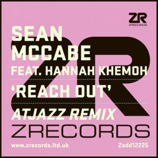 reach out atjazz remix artwork